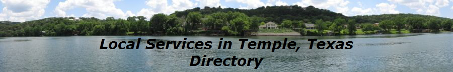 Local Services in Temple, Texas
